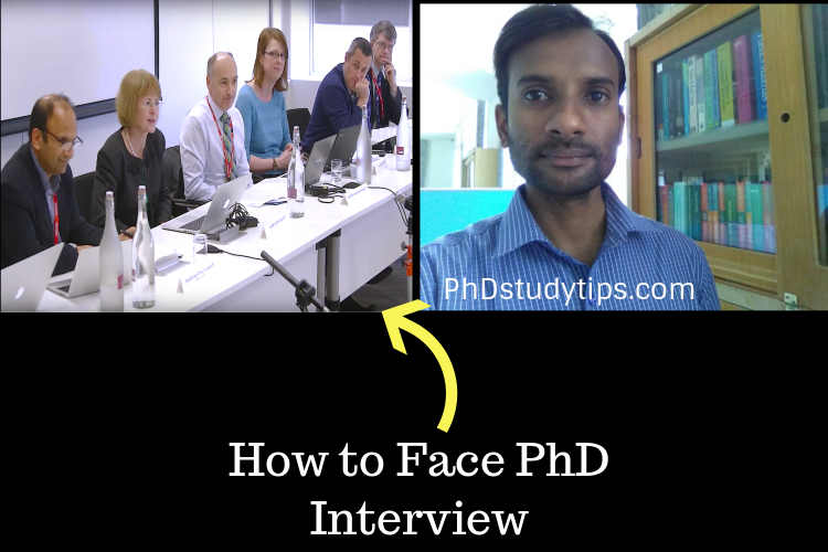 PhD Interview Tips
